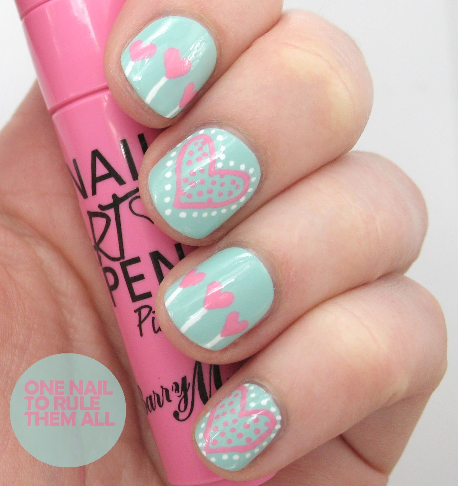 One Nail To Rule Them All: Barry M Nail Art Pens Review | Beauty ...