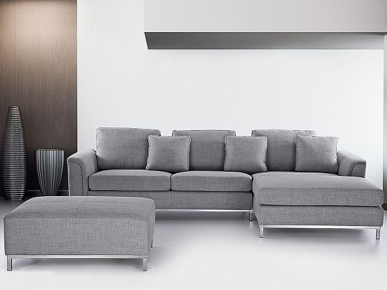 BELIANI Sofa Wohnzimmer Einrichtung Pinterest Wohnzimmer und - wohnzimmer couch grau