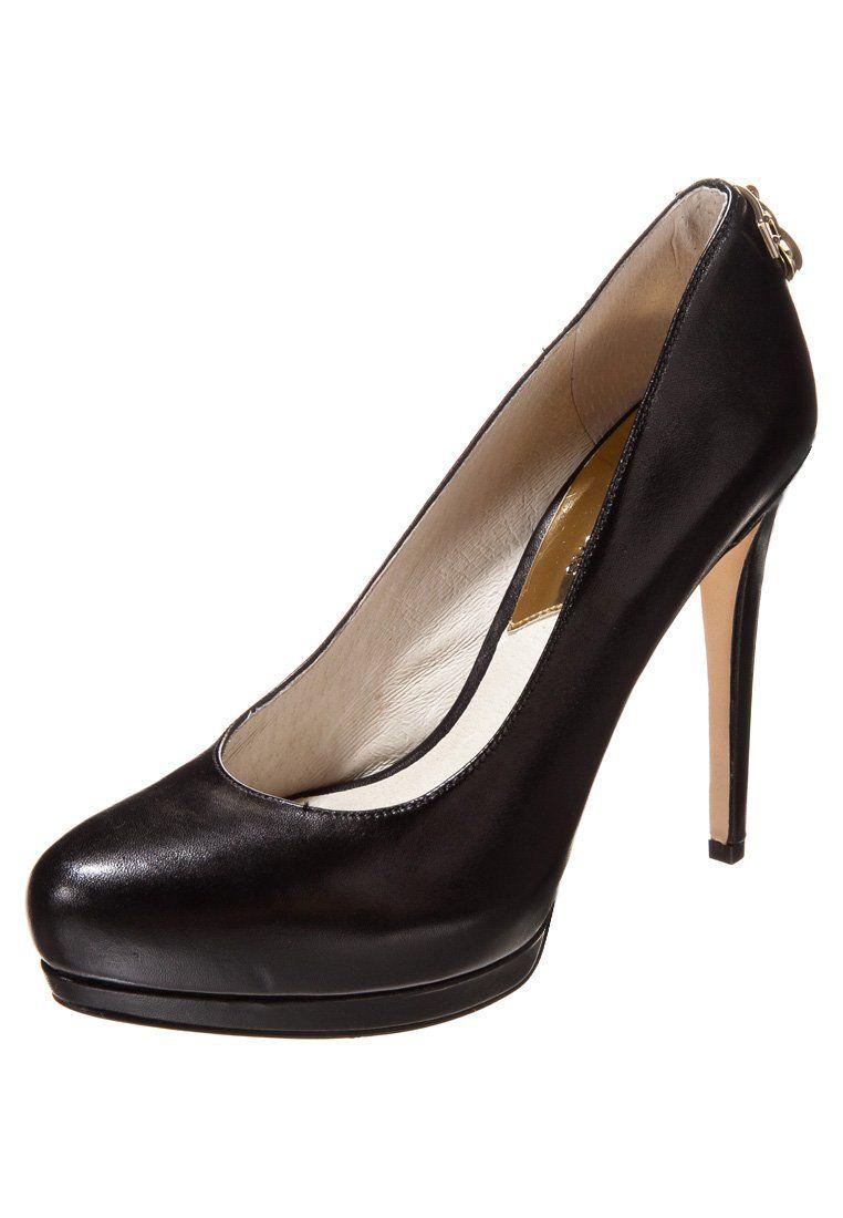 aa9c07a64a1 MICHAEL Michael Kors HAMILTON Hoge hakken black   High Heels - Heels ...