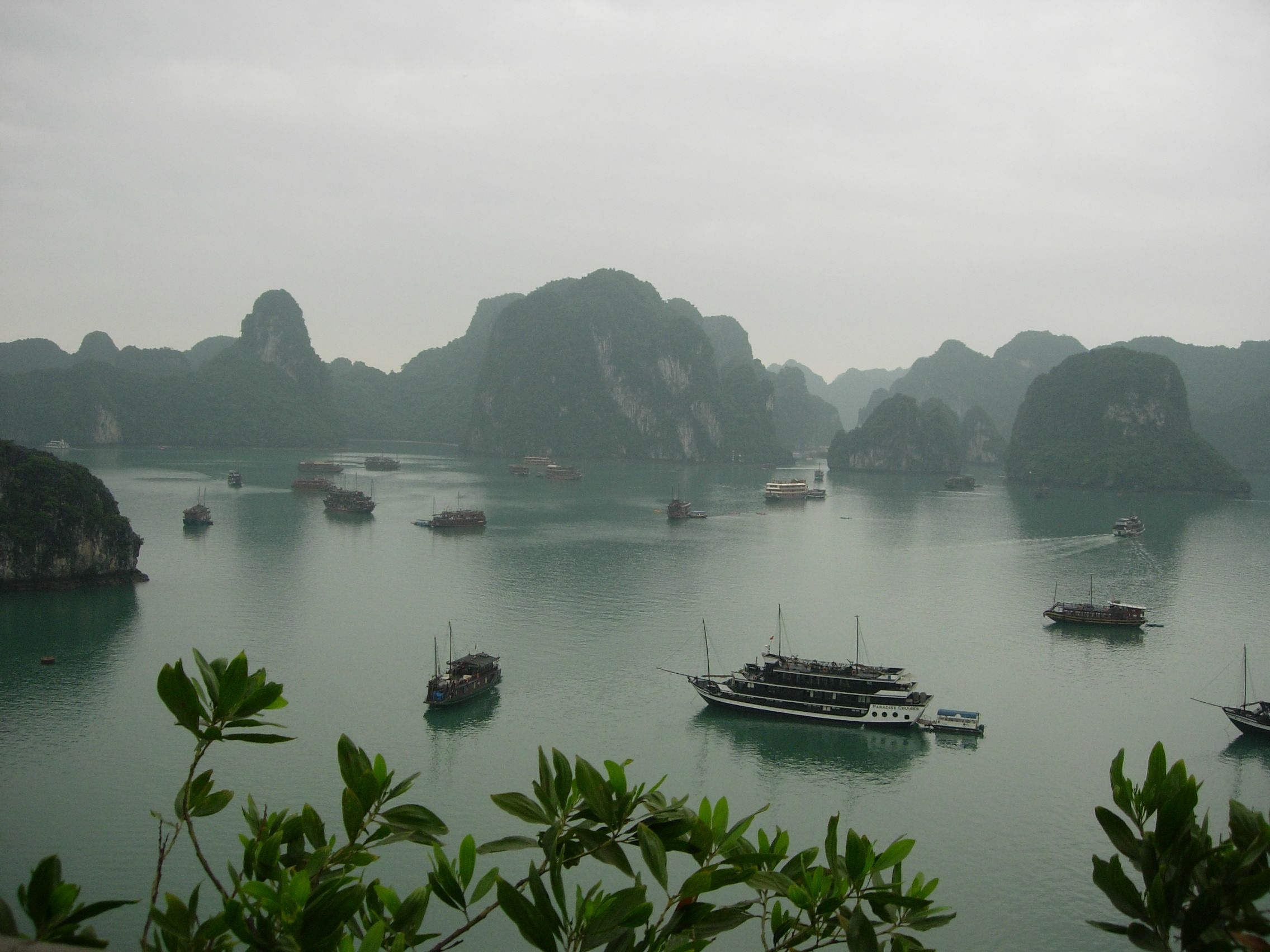 Michela, Redaktionsassistenti, war in Halong Bay, #Vietnam.