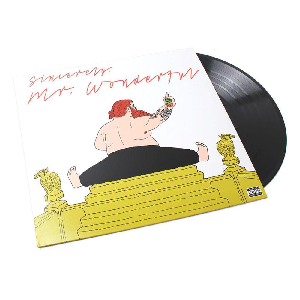 Action Bronson Mr Wonderful Vinyl Lp Better Music Mr Wonderful Action