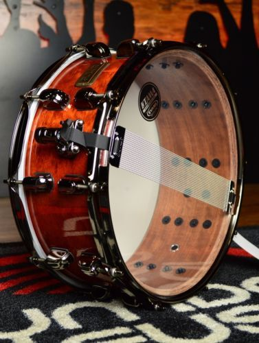Tama S.L.P. G-Bubinga Snare Drum 14 x 6 in | Drums