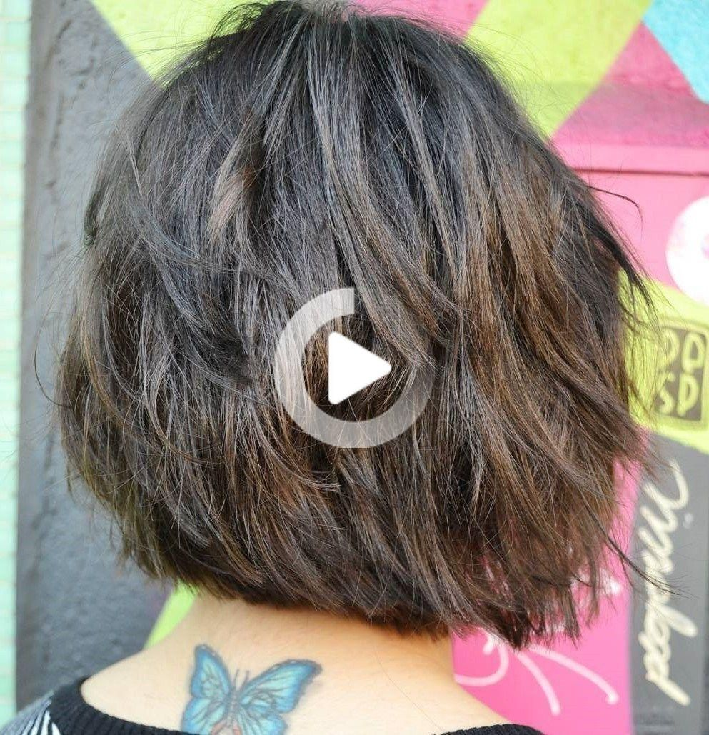 50 Short Layered Haircuts Trending in 2020
