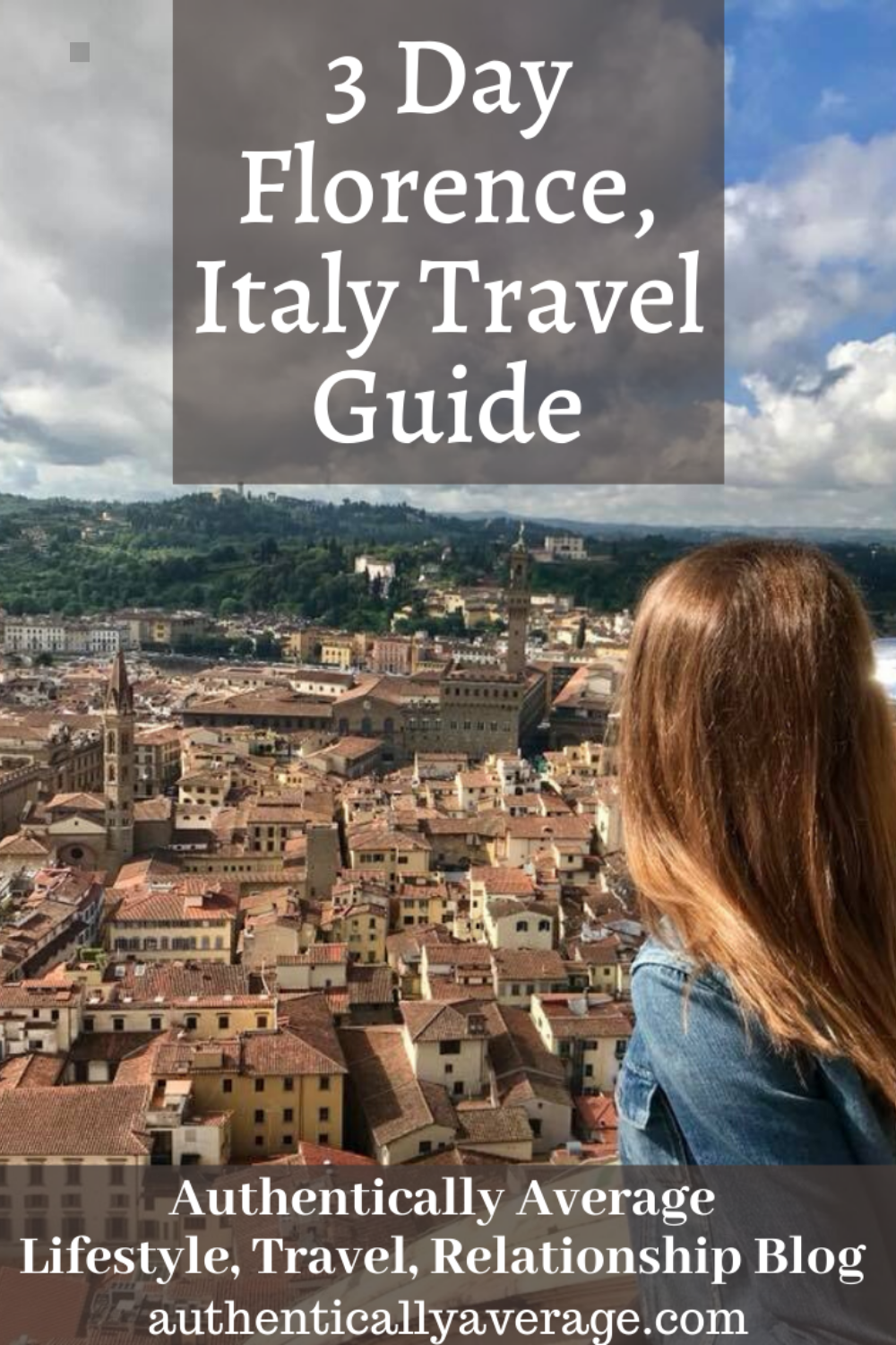 Florence is absolutely beautiful and full of must-sees, from the Duomo and Galleria to hole-in-the-wall gelaterias and markets. If you're looking to add a great stop to your Italy travel adventure, check out this 3 day guide full of the best stops in the city and plan your trip! #Florence #italy #travel #europetravel #florenceitaly #travelbug #guide #travelguide