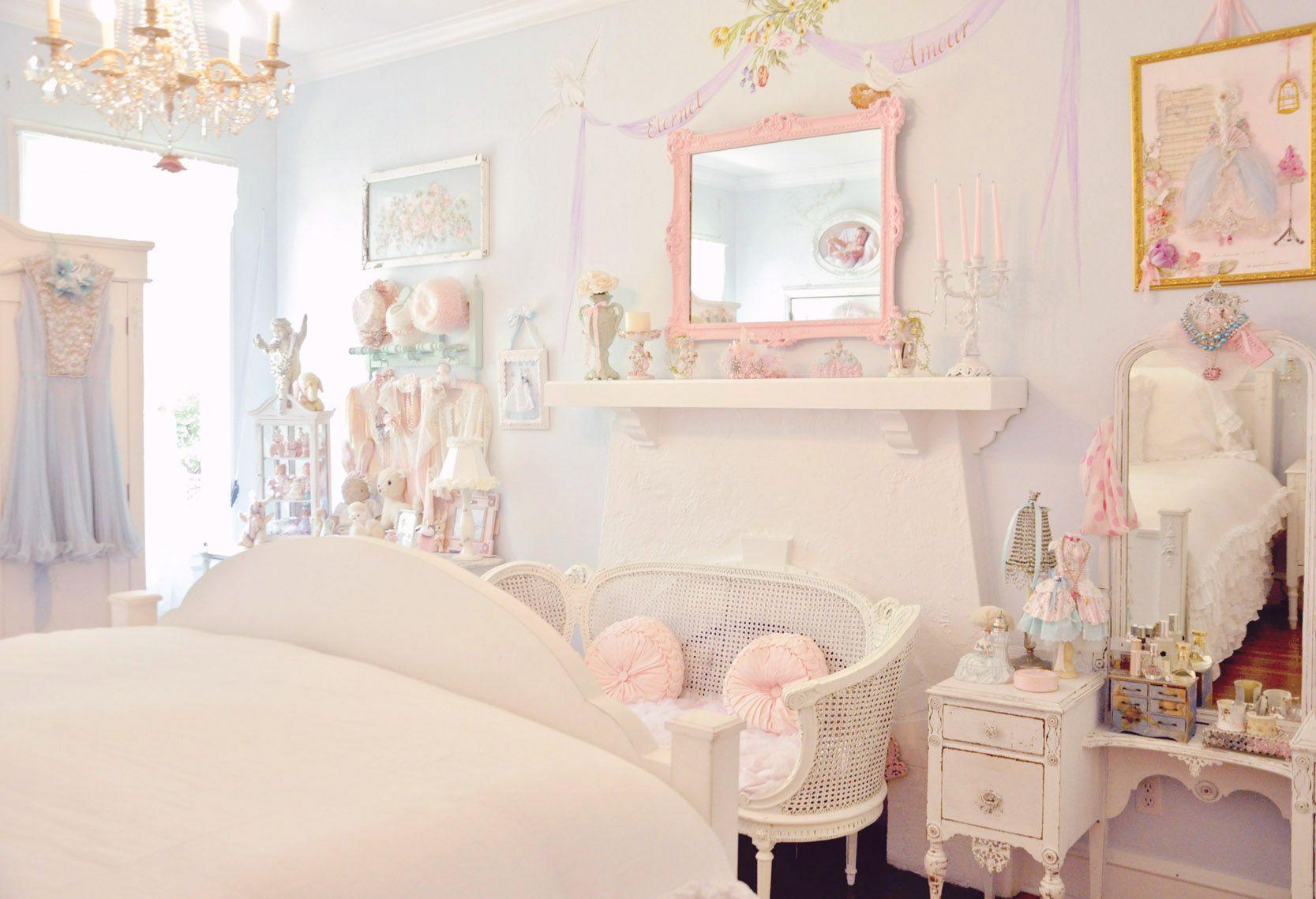Habitacion De Nina O Beba En 2020 Decoracion De Habitaciones Habitaciones Infantiles Dormitorios De Ninos Pequenos