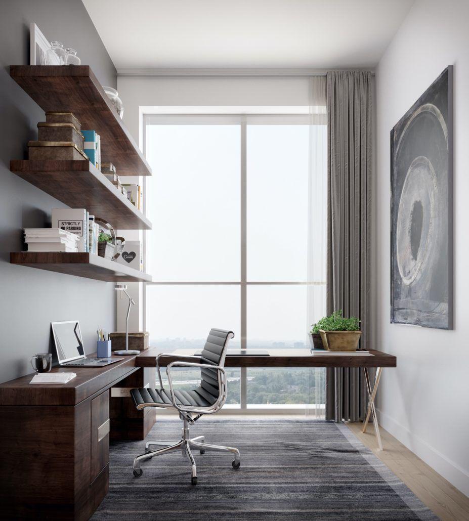 Era at Yonge Den Condo floor plans, Condo interior, Interior