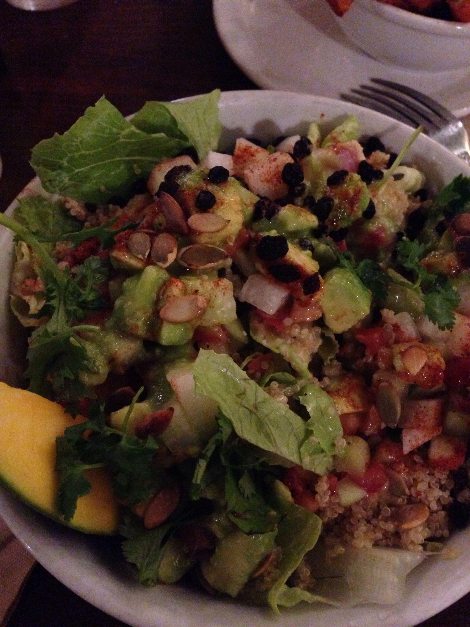 Ensalada Azteca salad from native foods