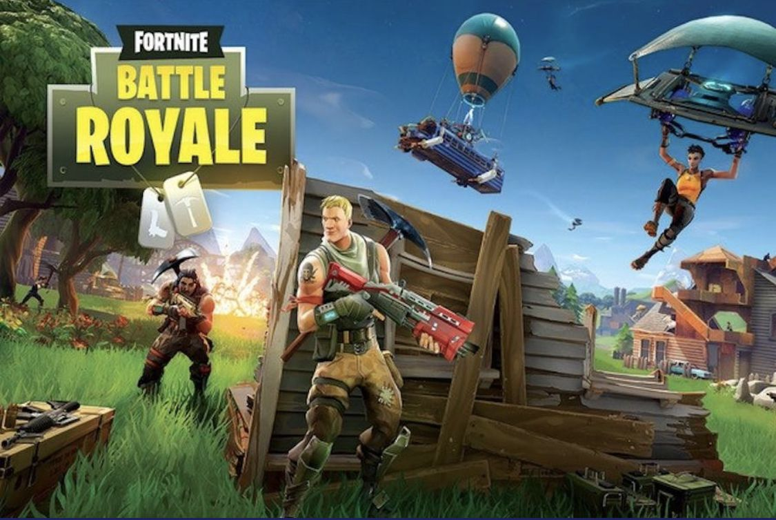Fortnite Battle Royale Poster 24 x 36 in 2019 | Posters | Epic games