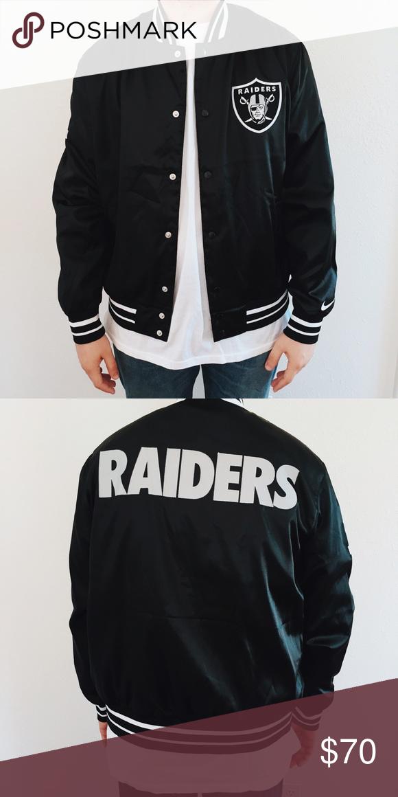 Oakland Raiders Varsity Jacket Varsity Jacket Oakland Raiders Jackets