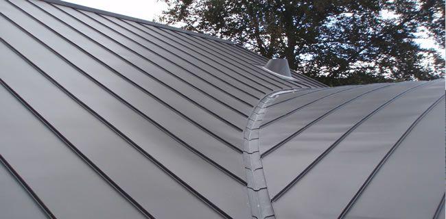 couverture toiture zinc joint debout c te d 39 or bourgogne zinguerie pinterest couverture. Black Bedroom Furniture Sets. Home Design Ideas