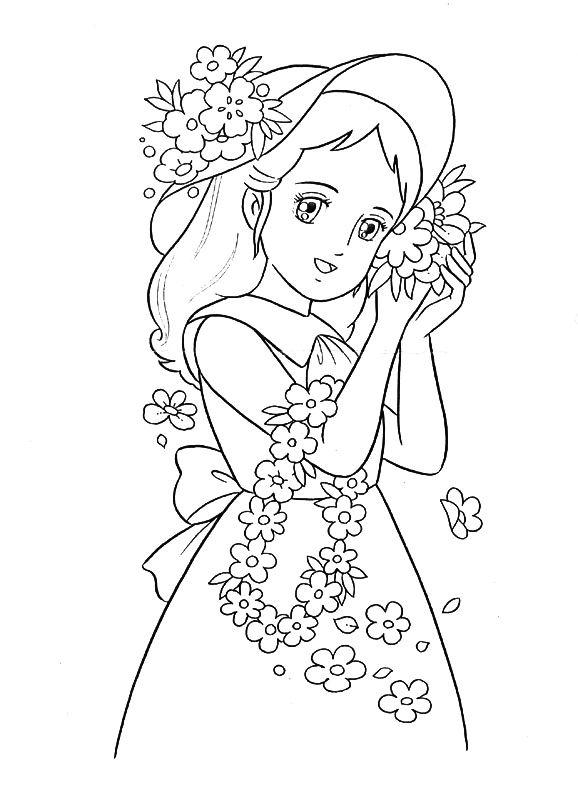 Epingle Par Lionel Labesque Sur Kids Coloriage Princesse