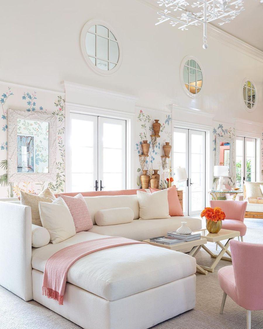 Photo of 10 Feminine Living Room Decor Ideas for a Chic Home