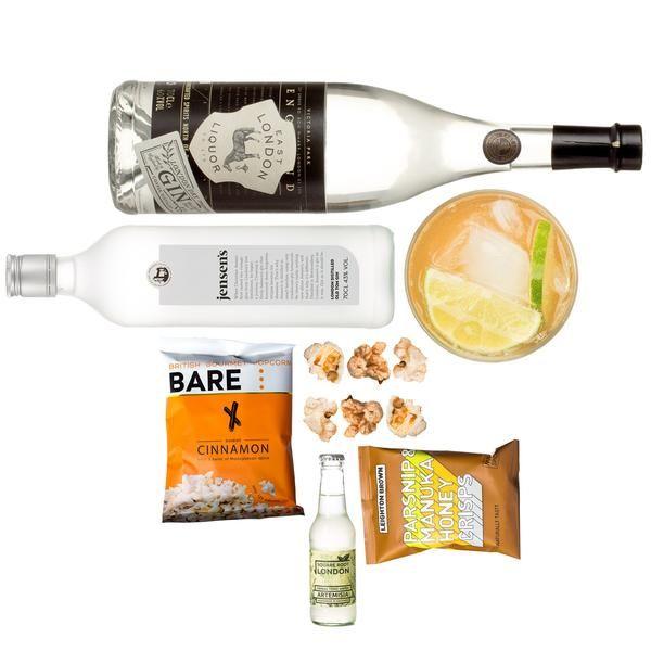 Craft Gin Tonic Cocktail Gift Set Cocktail Gift Set Craft Gin