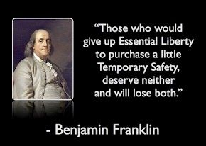 Those Who Would Give Up Essential Liberty To Purchase A Little