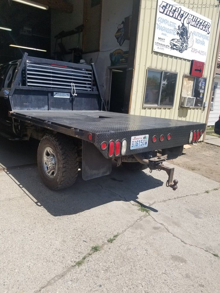 Pin by Tyler Howard on Flatbed Ideas (With images) Truck