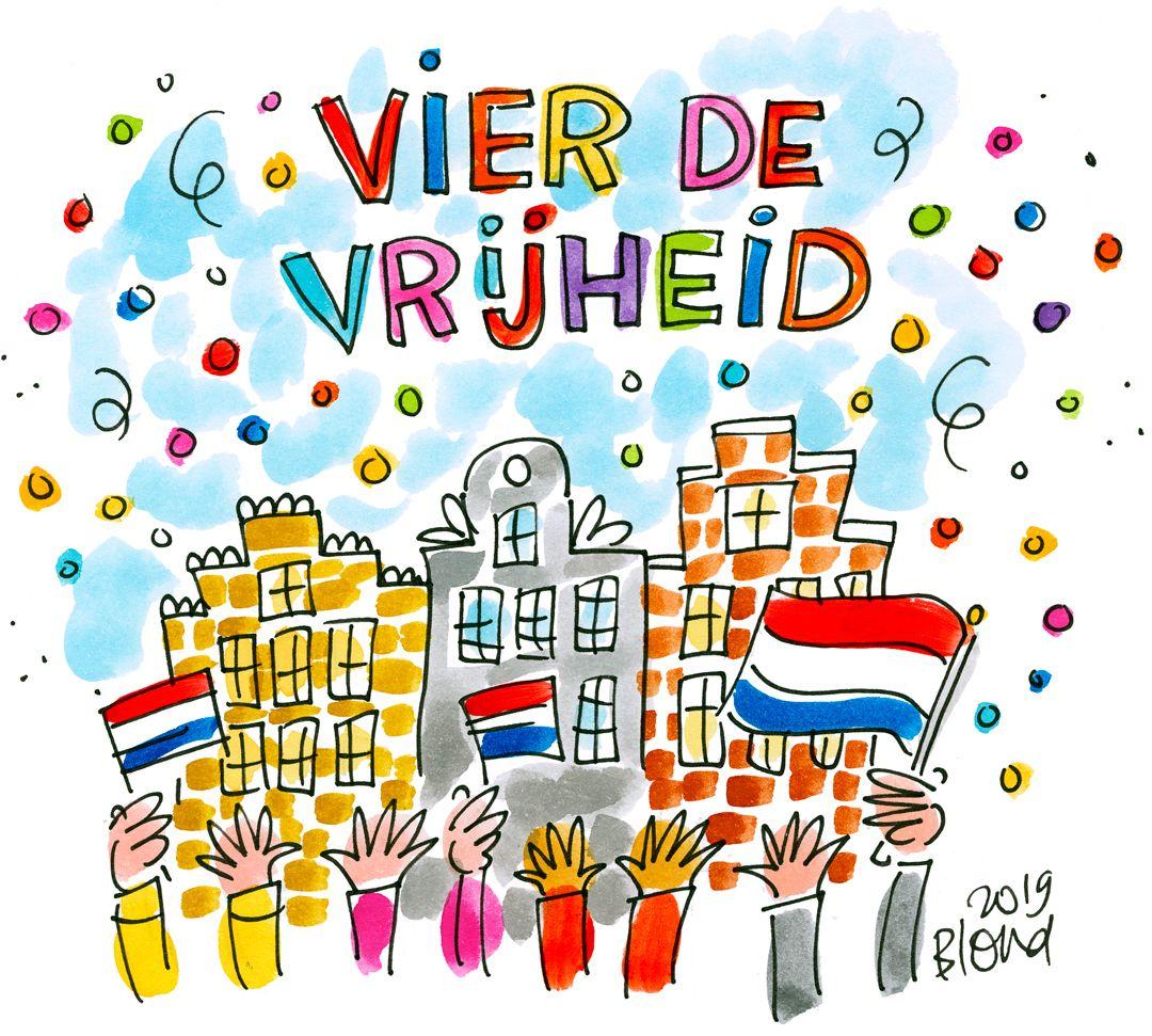 Bevrijdingsdag Blondamsterdam Blond Amsterdam Herdenkingen Vrijheid