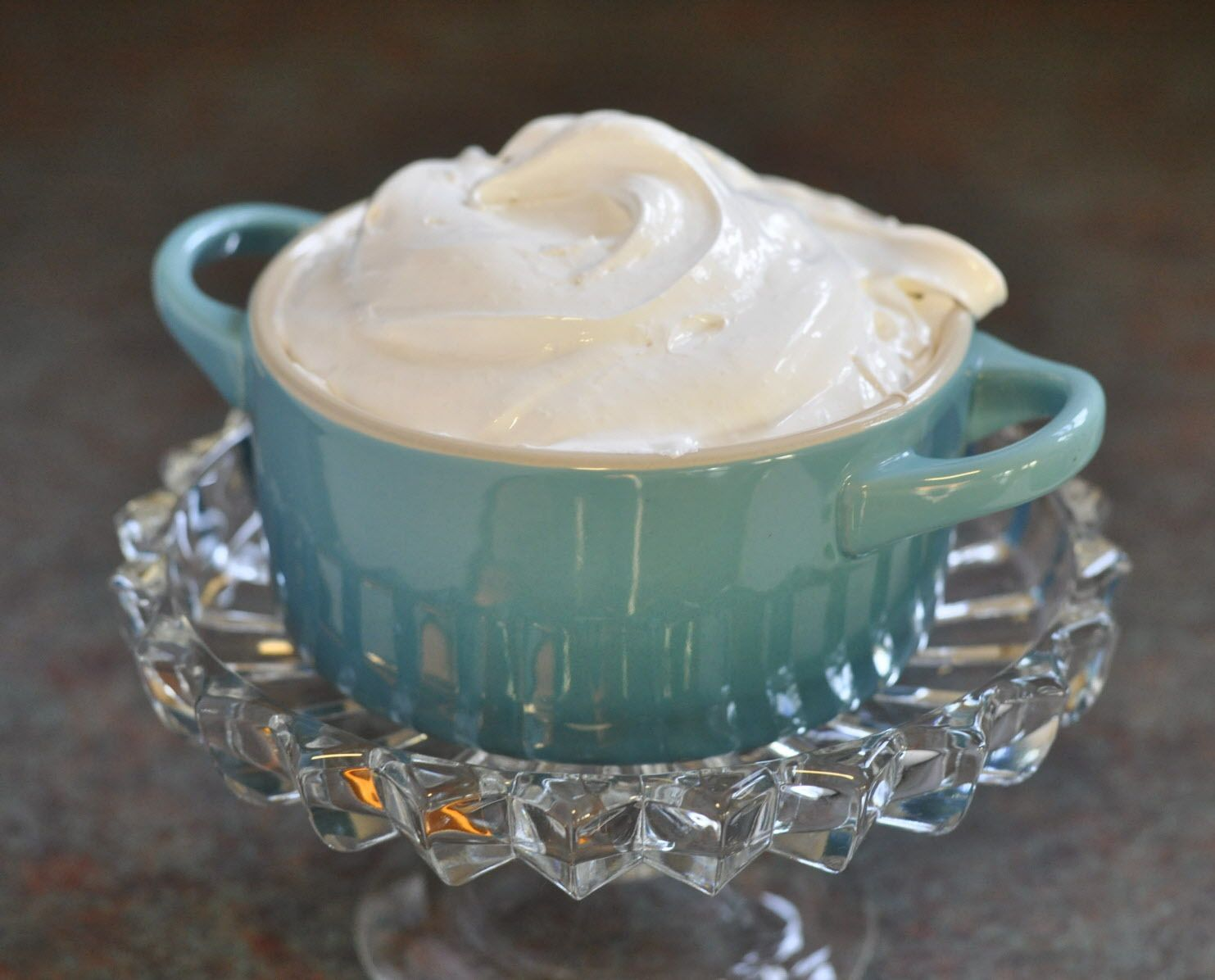 Homemade marshmallow fluff is pretty easy to whip up #homemademarshmallowfluff