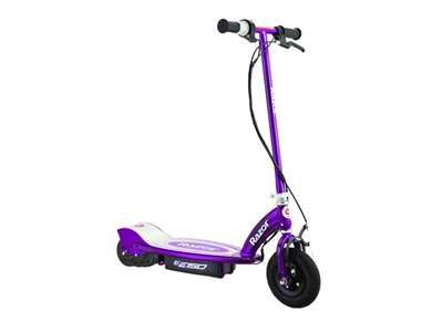 The Purple Electric Scooter With Images Electric Scooter For