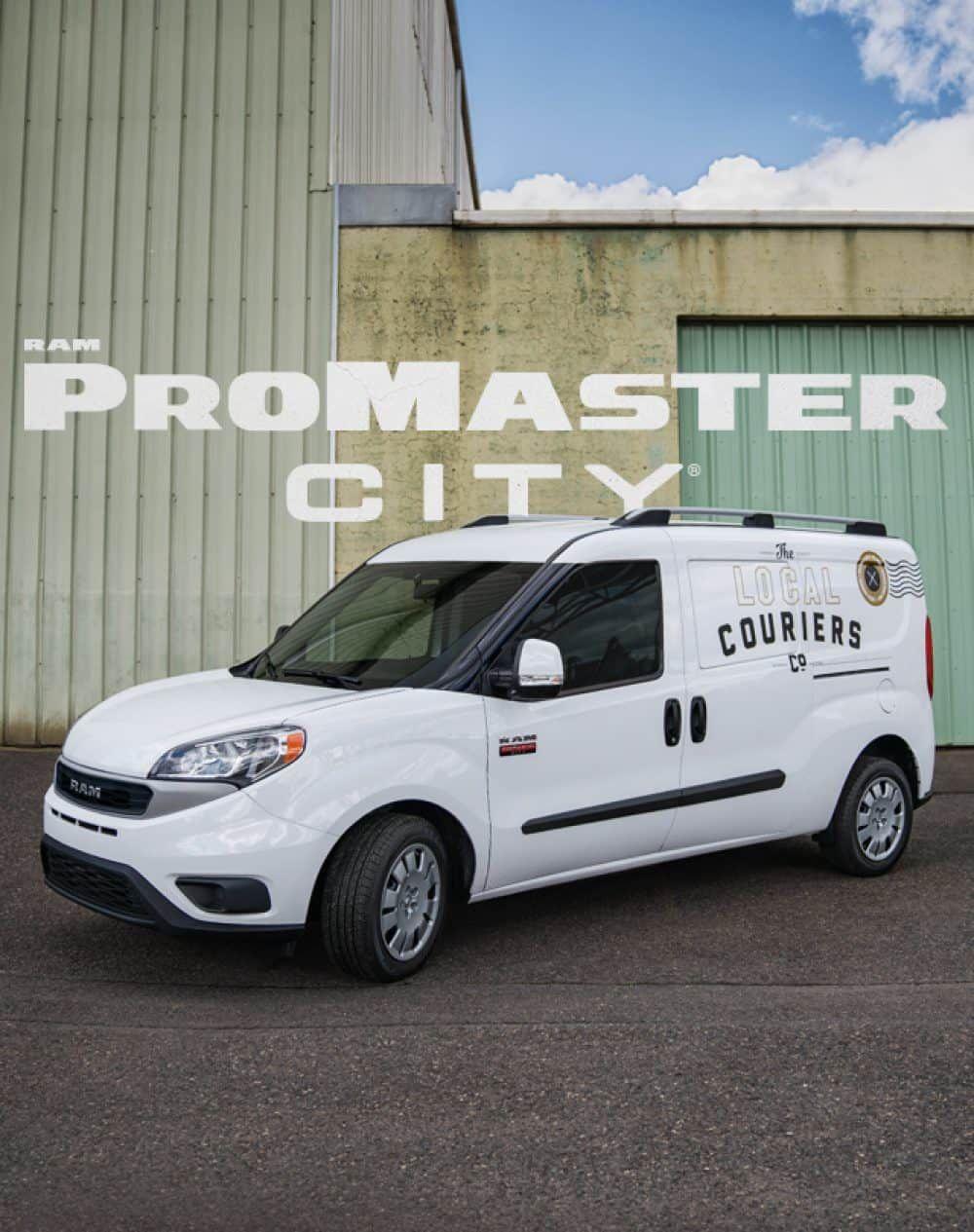 2019 ram promaster city cargo passenger van ram