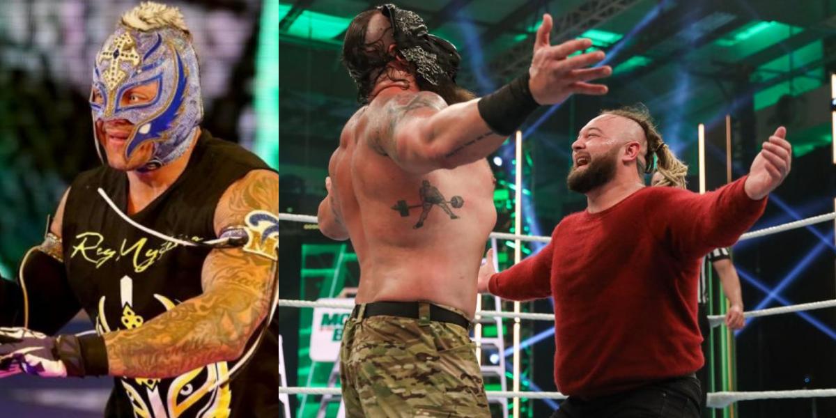 Wwe Rumors Roundup Rey Mysterio Wwe Future Braun And Bray Wwe Future Plans And More Mysterio Wwe Wwe Wrestling News