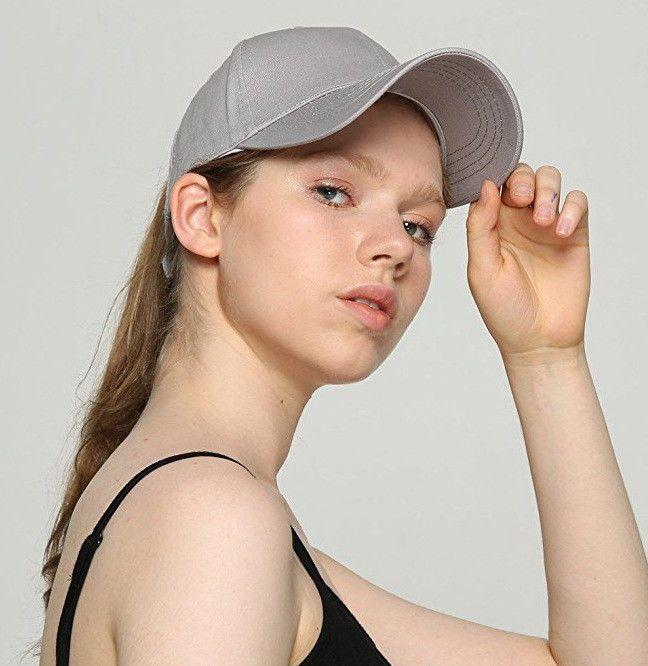 Men Women New Black Baseball Cap Snapback Hat Hip-Hop Adjustable Bboy Caps SD