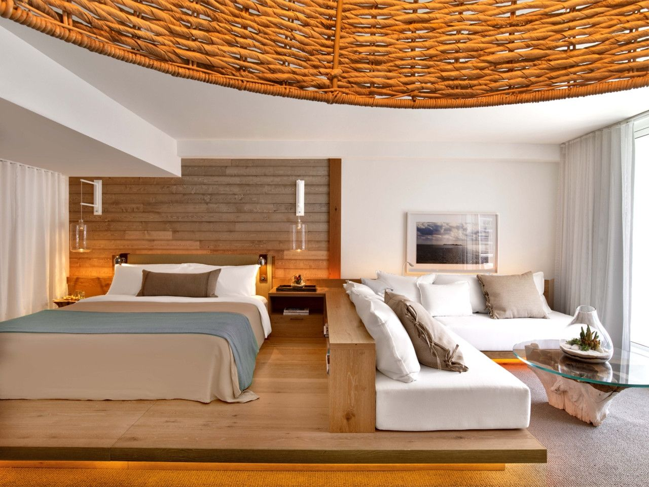 hotel miami inside vogue hotels interior interiors living layout rooftop strip simple 1hotel