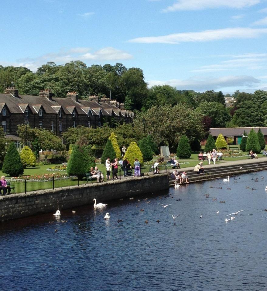 Pretty Places Leeds: Otley - River Wharfe