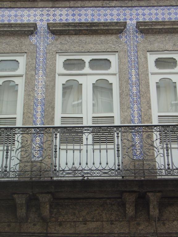Azulejos antigos no Rio de Janeiro: Praça Quinze de Novembro Rua Buenos Aires, Brasil