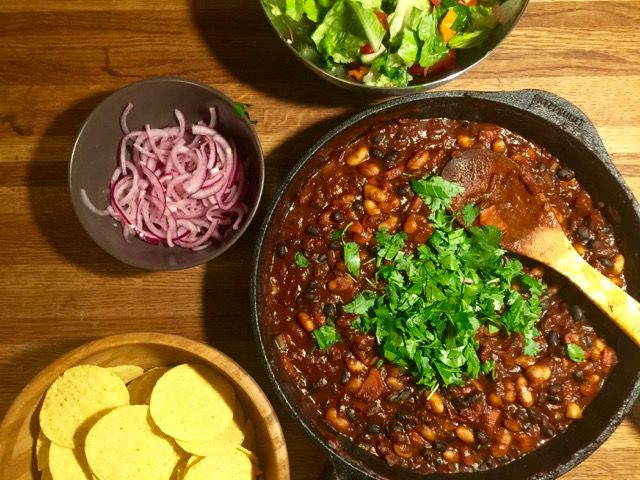 vegetarisk mat recept blogg