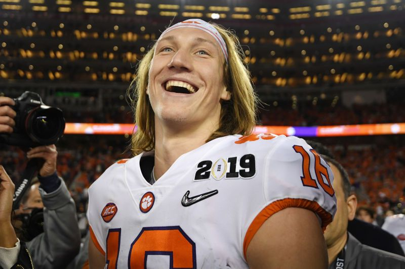 It Sucks That Trevor Lawrence Can't Play In The NFL Until 2021