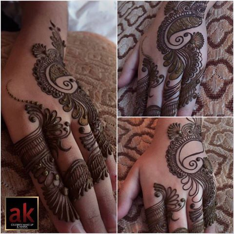 We just cant get enough of AK's beautiful designs!