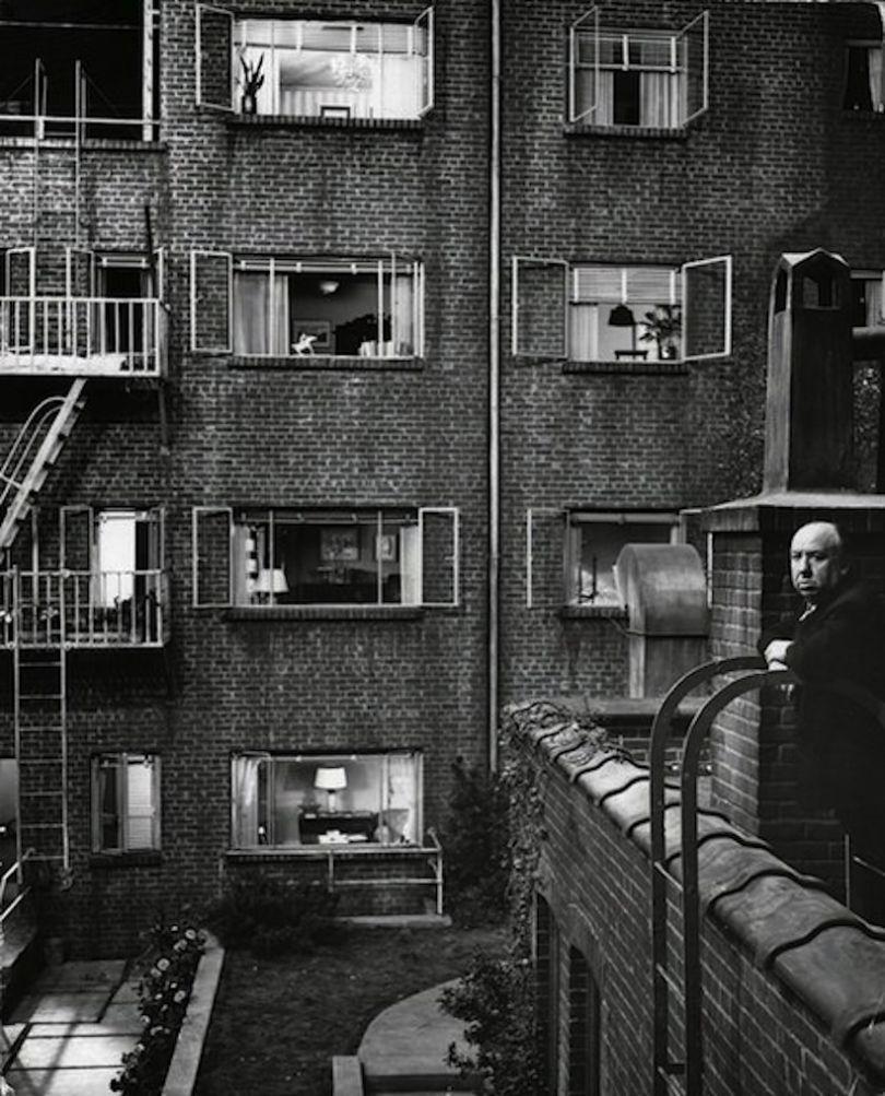 Hitchcock sur le tournage de fen tre sur cour pictures for Fenetre sur cour film