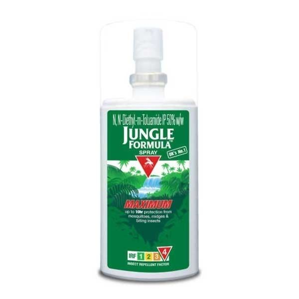Jungle Formula Mosquito Repellent 75ml Maximum Spray Buy Online At