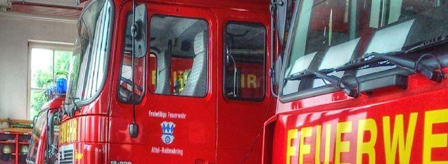 Freiwillige Feuerwehr Attel-Reitmehring, Reitmehring