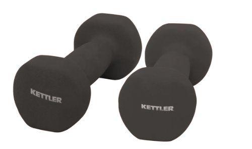 Kettler - Juego de mancuernas sw neopreno gris anthracite Talla:5 kg Kettler >>>  http://rover.ebay.com/rover/1/1185-53479-19255-0/1?ff3=4&pub=5575087623&toolid=10001&campid=5337486029&customid=5337486029&mpre=http%3A%2F%2Fwww.ebay.es%2Fsch%2FMusculaci%25C3%25B3n-%2F44083%2Fi.html%3F_from%3DR40%26_nkw%3DMancuernas%26_udlo%3D15%26_udhi