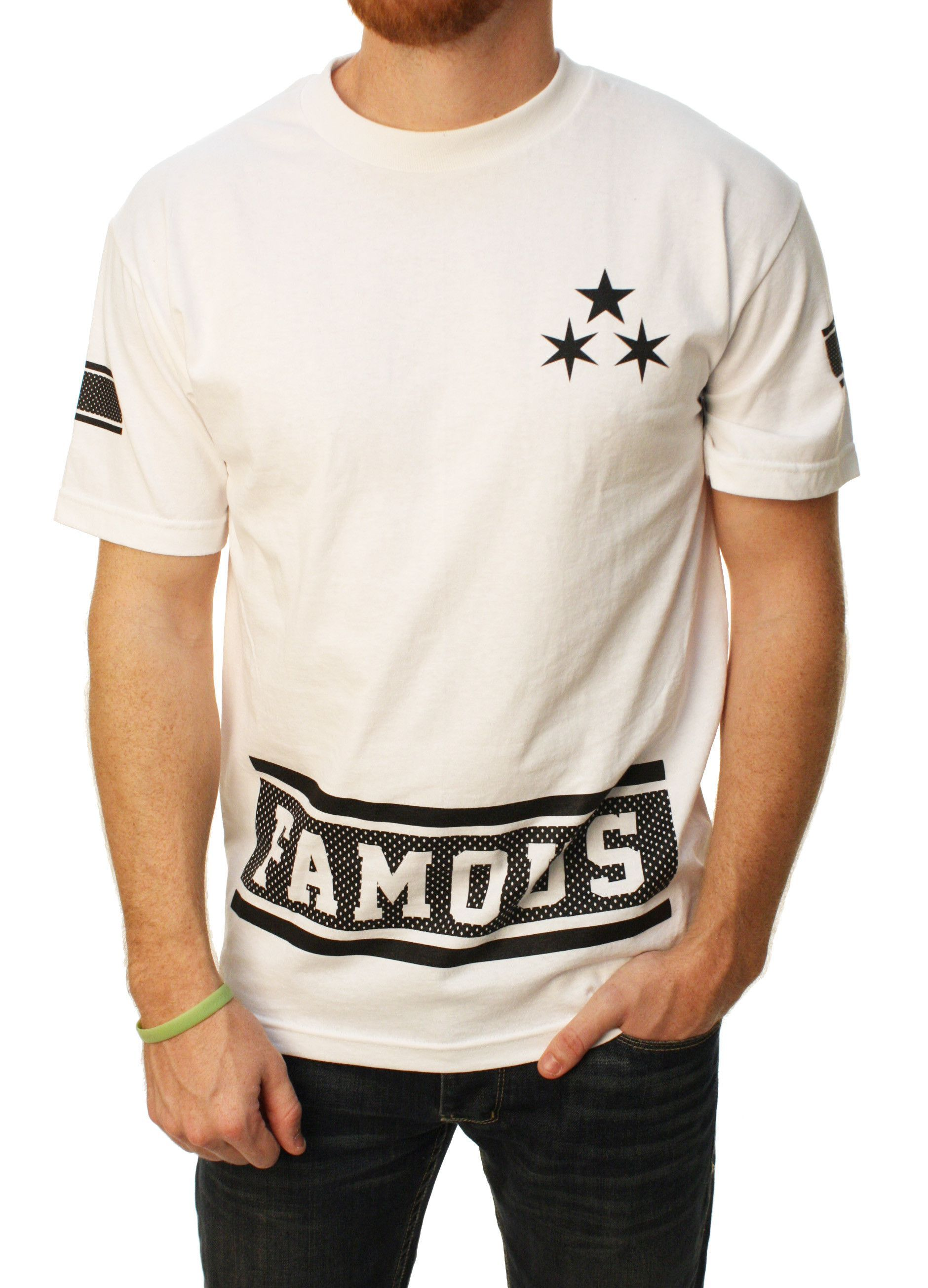 Famous Stars And Straps Mens Nothing 2 Lose Graphic T Shirt