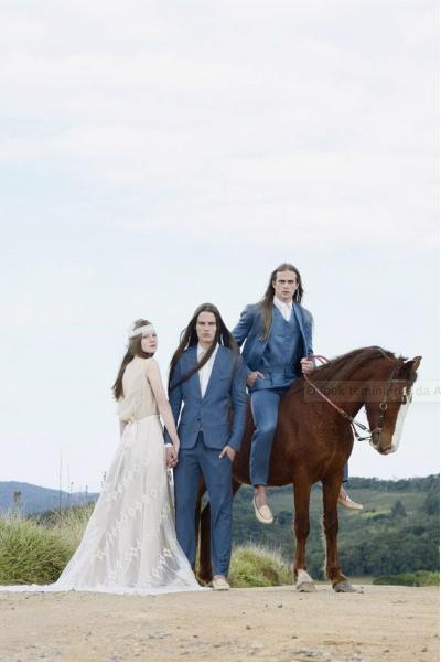 Noiva A MODISTA e noivos JOAO PIMENTA  foto Gleeson Paulino