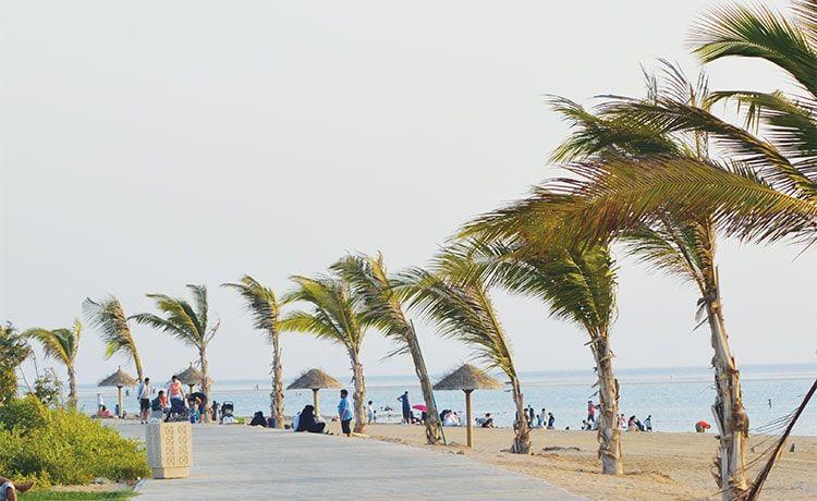 ي عد شاطئ السيف جدة من أجمل شواطئ جدة حيث تمت تهيئته حديث ا ليلبي رغبات المصطافين من العوائل والشباب بموقعه المميز على الكورنيش الجنوبي Outdoor Jeddah Beach