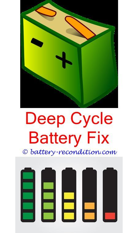 Nest Low Battery Fix Recondition A Dead Toyota Camry Hybrid Repair Reconditioning 5530967511 Batterychargerreconditioningmode
