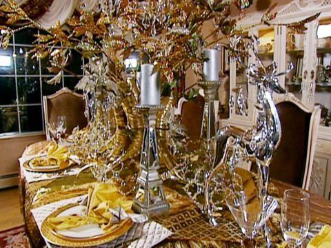 Elegant Christmas Decorations stylish & elegant christmas centerpiece ideas | elegant christmas