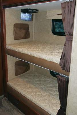 The Jayco Seneca 37fs Features A Bunk Bed Area That Is Sure To Be A