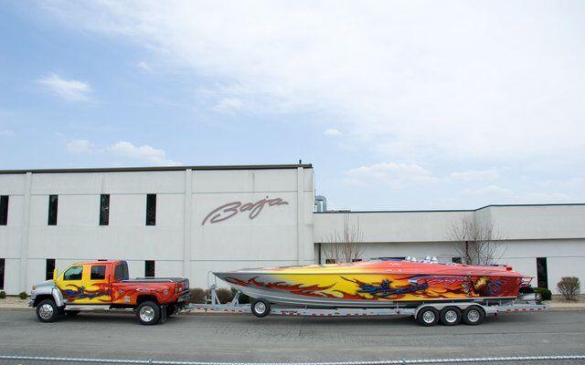 Baja Split Decision Power Boats Cool Boats Speed Boats