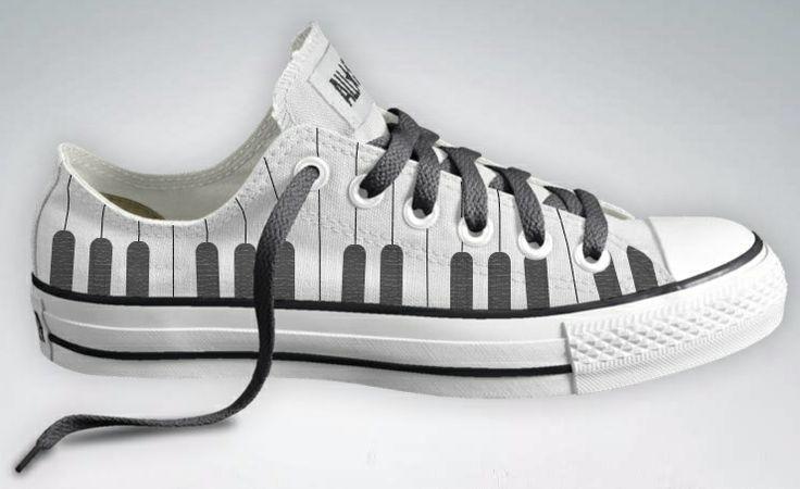 41f7d2dac87 Piano keyboard converse shoes