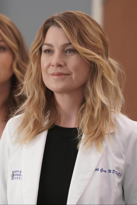 50 Trendy Hairstyles For Women Over 50 Greys Anatomy Season Meredith Grey Hair Greys Anatomy