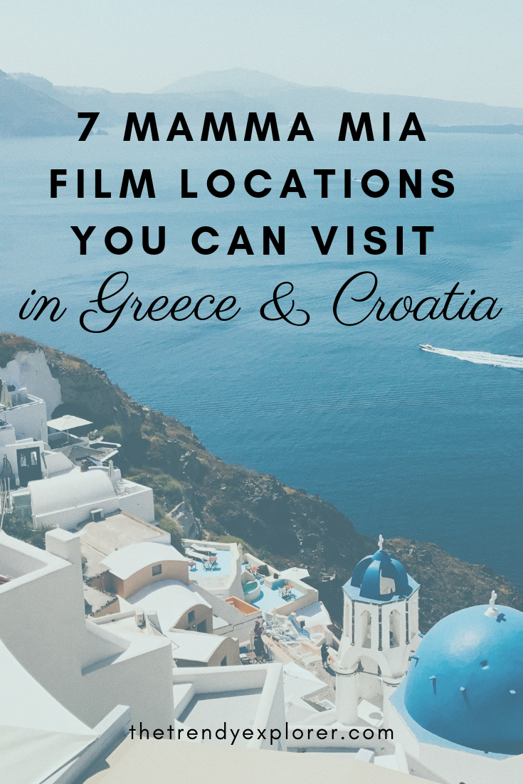 Mamma Mia Film Locations You Can Visit Filming Locations Mamma Mia Dream Vacation Spots