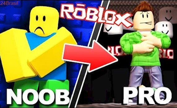 Como Ir De Noob Para Pro No Roblox Cringe Video Page