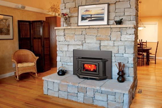 The Case For Installing A Fireplace Insert Wood