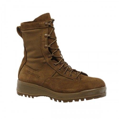 Belleville C790 8 Waterproof Flight Combat Tactical Boot Coyote Brown Brown Shoes Men Boots Tactical Boots