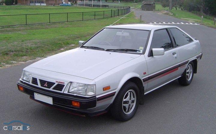 1985 Mitsubishi Cordia GSR AB Cars & Motorcycles that I