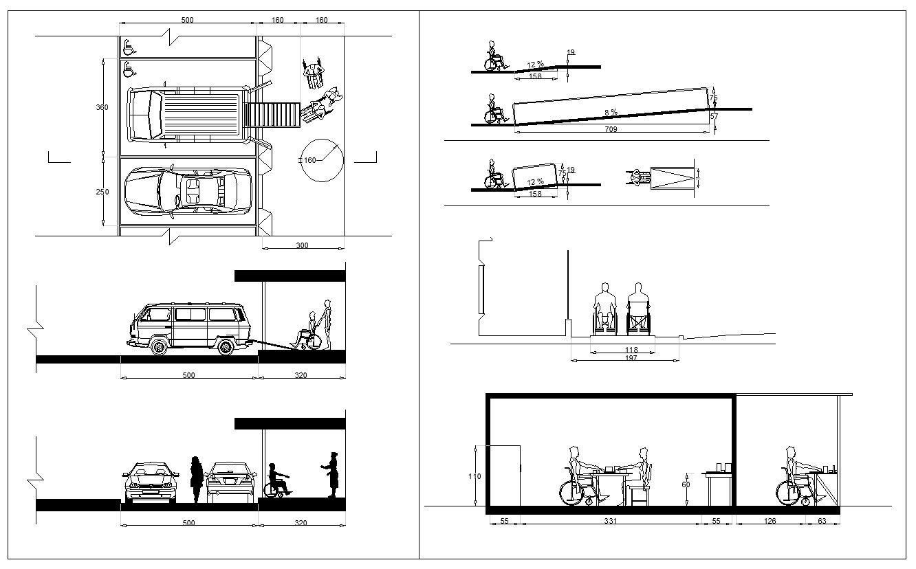 Accessibility Facilities Drawings V4 With Images